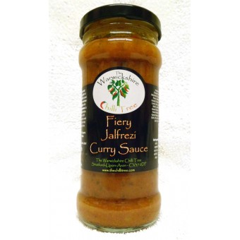 Fiery Jalfrezi Curry Sauce